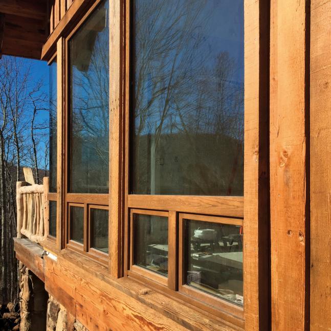 Finestre in legno: un materiale vivo